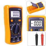 A830L Digital LCD Multimètre Voltmètre Ampèremètre CA CC OHM Circuit Buzzer Testeur