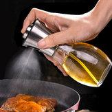 Olijfoliesproeier Lekvrije oliesproeier Azijn Koken Glazen flessen Dispenser Keuken Koken Bakken BBQ-tool