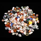 1000g Natural Quartz Crystals Bulk Mixed Agate Gemstones Healing Tumbled Stone