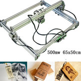 500mw 65x50cm Laser Engraver CNC Desktop Engraving DIY Machine Kit