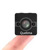 Quelima SQ12 Mini 1080P FHD Car DVR Camera 155 Degree FOV Loop-cycle Recording Night Vision