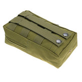 Outdoor Military Tactical Small Molle Bag Sports Storage Pockets Waist Bag Pack