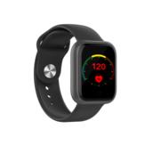 Bakeey GT1 5ATM Derin Su Geçirmez 2.5D Ekran Kalp Oranı Spor Modu WhatsApp 60 Gün Bekleme Akıllı Saat