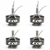 4PCS Emax ECO Series 2207 1700KV 3-6S Brushless Motor for RC Drone FPV Racing