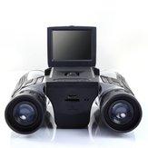 IPREE FS608 12x32 2,0 Zoll LCD Zoom HD Digitalkamera Fernglas Camcorder Teleskop Objektiv Unterstützung MicroSD / TF-Karte für Camping