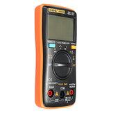 Digital-Multimeter Amperometer Universal-Messgerät 9999 Zählt Hintergrundbeleuchtung AC DC Strom- / Spannungswiderstand Frequenzkapazität
