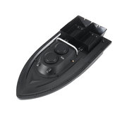 HJ 50cm Fishing Bait RC Boat 500M التحكم عن بعد Fish Finder 5.4km / h Double Motor Toys