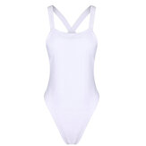 Summer Women Swimsuit Bikini Bodysuit Outdoor Bathing Beach Swimwear