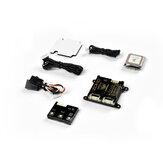 Contrôleur de vol ZOHD Kopilot Lite et VC400 FPV pour système de pilote automatique combinant le module GPS Plus Caméra PIGGYBACK AIO OSD 5.8G 40CH VTX