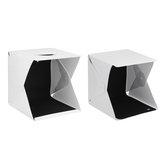 20 سنتيمتر 30 سنتيمتر البسيطة طوي المحمولة سطح التصوير خيمة الفوتوغرافي softbox ضوء مربع التصوير استوديو الدعامة