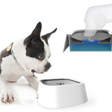 1.5L Pet Bowl Floating Anti-overflow Design Dog Cat Water Bowl Portable Hunting Dog Supplies