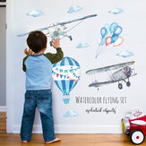 Miico HM71008 Children's Bedroom Wall Sticker Decorative Stickers DIY Stickers