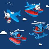 Bravokids Super Plane Series Giocattolo aereo a quattro modelli di Xiaomi Youpin