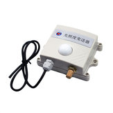 RS485 3in1 Light Intensity Sensor Modbus Protocol Temperature and Humidity Transmitter Sensor