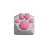 Cat Claw Keycap PBT the Cherry Blossom Keycap voor mechanisch toetsenbord roze zwart