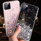 Bakeey Luxury Bling Brillare Custodia protettiva per PC rigido per iPhone 11 / Per iPhone 11 Pro / Per iPhone 11 Pro Max