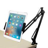 سطح المكتب 360 درجة تدوير حامل كسول الذراع هاتف حامل ل 4.0-12.9 بوصة ذكي هاتف اللوحي ل iهاتف ل Samsung ل iPad Pro