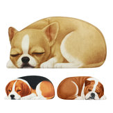 3D Cute Dog Pattern Doormat Indoor Print Door Mat Suedel Floor Rugs