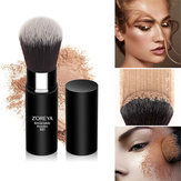 ZOREYA Retractable Makeup Brushes Professional Cosmetic Beau