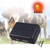 V44 Solar Power 4G Pet Tracker WIFI GPS LBS Tracker IP67 Waterproof  Cattle Sheep Kids Anti-Lost Tracker