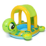 85x61 سنتيمتر الأطفال السباحة الدائري تعويم نفخ السباحة قارب سلحفاة السباحة مقعد