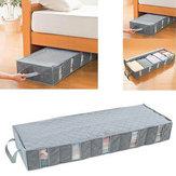 53L sous le lit sac de rangement literie vêtements organisateur maison sous le lit gain de place