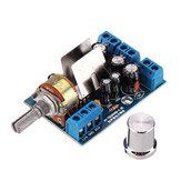 TEA2025B Mini carte d'amplificateur audio Double carte d'amplificateur stéréo 2.0 canaux pour haut-parleur PC 3W + 3W 5V 9V 12V CAR