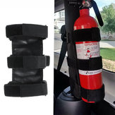 Adjustable Car Fire Extinguisher Fixed Holder Fastener Clip For Jeep Wrangler JK JKU
