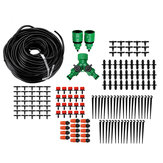 40m Water Drip Irrigation Kit Set Automatic Micro Drip Garden Spray Irrigation System