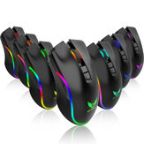 ZERODATE T26 2400DPI 2.4G Wireless RGB Backlight Technology Mouse para PC Laptop
