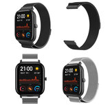 Bakeey Magnetic Stainless Steel Watch Band for Amazfit GTS Smart Watch