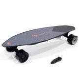 [Direto da UE] MAXFIND Max2 Motor único 500W bluetooth Sem fio remoto Skate elétrico 30KM / H Velocidade máxima 25KM Faixa de quilometragem Auto Balance Longboard Scooter