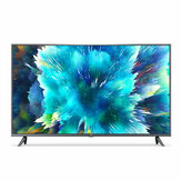 Xiaomi Mi TV 4S 43 Pollici Controllo vocale DVB-T2 / C 2GB RAM 8GB ROM 5G WIFI bluetooth 4.2 Android 9.0 4K UHD Smart TV Televisione Versione internazionale