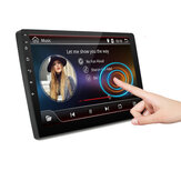 9 Inch 2 DIN for Android 8.1 1+16G 4 Core Car Stereo Radio MP5 Player Touch Screen GPS Night vision WIFI DAB  Waterproof 170° Wide Angle