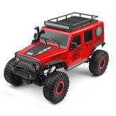 Wltoys 104311 1/10 2.4G 4X4 Crawler RC Car Desert Mountain Rock Vehicle Models With Two Motors LED Head Light