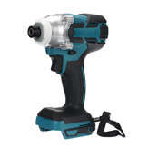 18V 520Nm Cordless Brushless Impact Electric Screwdriver Stepless Speed Rechargable Driver Adapted To Makita Battery