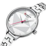 CURREN 9047 Elegant Design Ladies Crystal Wrist Watch