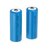 2 Adet URUAV 3.7 V 1200 mAh 1S 18500 Li-Ion Batarya için Frsky Taranis X-Lite Radyo Verici