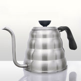 304 Stainless Steel Narrow Spout Coffee Pot Gooseneck Spout Drip Coffee Kettle