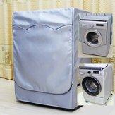 Çamaşır Makinesi Toz Geçirmez Fermuar Kapak Türbini Silindir Koruyun Su Geçirmez