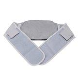 Tractor de protrusión de disco lumbar médico Soporte de respaldo autocalentador magnético Cinturón para alivio del dolor de la tensión muscular lumbar
