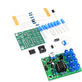 LM358 Breathing Light Production Kit Electronic DIY Training Parts Electric Vehicle Modification LED Blue Flash
