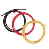 Красный / черный / желтый PTFE Подача Трубка Направляющая для больших расстояний Трубка Фтор железа Трубка для 3D-принтера