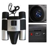 IPRee® DT08 10X25 USB 2.0 HD Telescopio a lunga distanza Digitale fotografica Registrazione video Binocolo