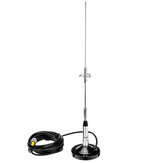 3.0 dB Dual Banda Car Radio Mobile Station Antenna NL-770S UHF / VHF Walkie Talkie