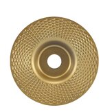 4 Inch Wood Shape Carving Disc Grinding Wheel Angle Grinder Metal Polishing Woodworking Abrasive Tools
