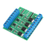 MOS FET F5305S 4 Channels Pulse Trigger Switch Control Module PWM Input Steady for Motor LED Diy Electronic Module