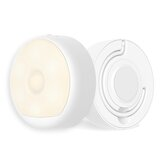2pcs Yeelight YLYD01YL LED Infrared Body Motion Sensor Night Light USB Rechargeable Magnetic Lamp ( Ecosystem Product)
