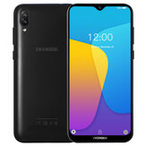 DOOGEE X90 6.1 pouces HD Waterdrop Display Face Déverrouillage Android 8.1 3400mAh 1GB RAM 16GB ROM MT6580A Quad Core 3G Smartphone