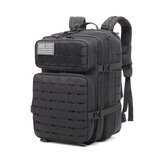Large Capacity Military Army Tactical Backpack Outdoor Gear Camping Hiking Travel Bag